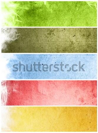 Сток-фото: Гранж · мелодия · текстуры · аннотация · фоны · пространстве