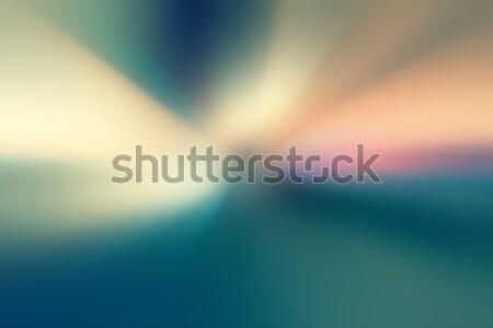 аннотация bokeh фары тень художественный стиль Сток-фото © ilolab