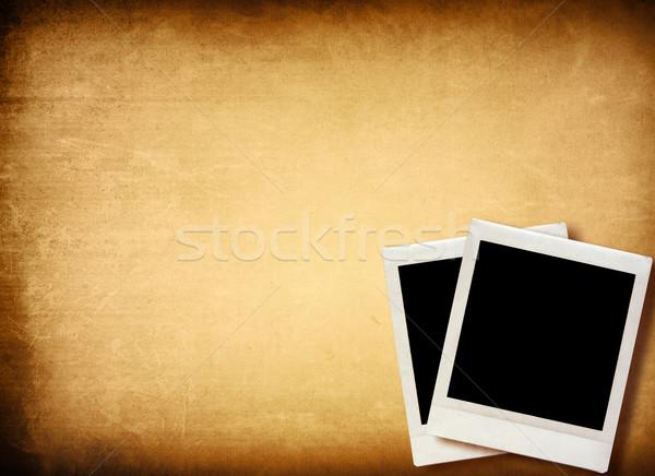 ヴィンテージ インスタント 写真 詳しい ストックフォト © ilolab
