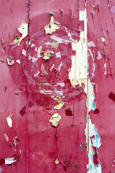 Grunge behang creatieve ruimte muur abstract Stockfoto © ilolab