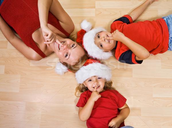 The mistery of christmas Stock photo © ilona75