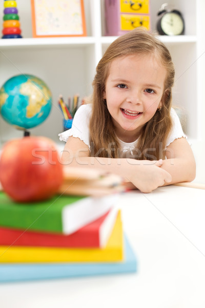 Ready to learn - back to school concept Stock photo © ilona75