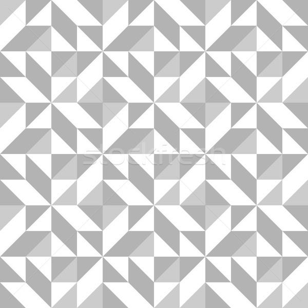 аннотация серый треугольник свет дизайна Сток-фото © Imaagio