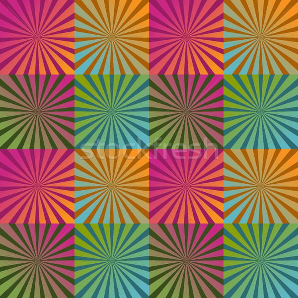 цветами ярко иллюстрация текстуры аннотация Сток-фото © Imaagio