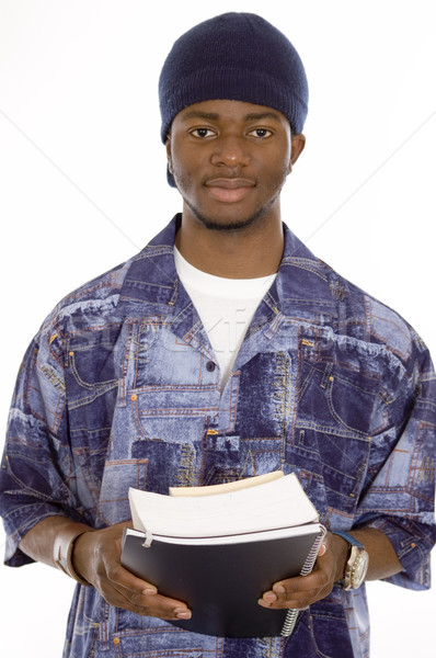 öğrenci kitaplar görüntü can kullanılmış Stok fotoğraf © Imabase