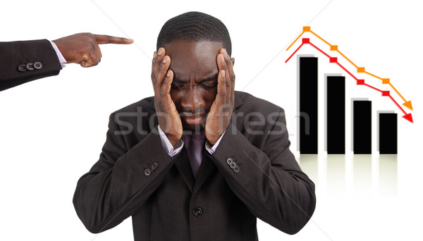 Wrong Investment Stock photo © Imabase