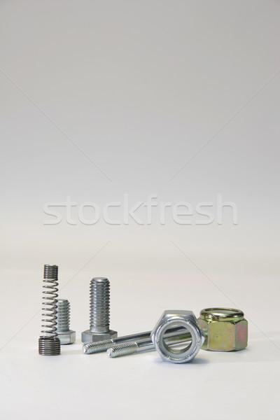 Nuts & Bolts  Stock photo © Imagecom