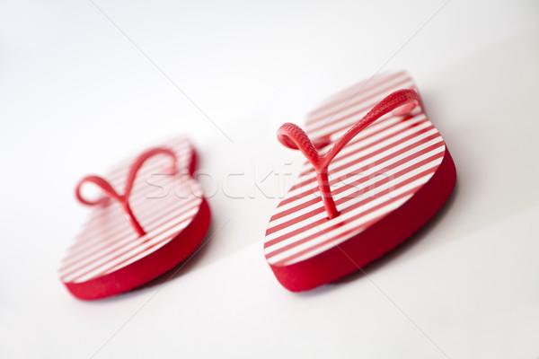 Flip-flop Stock photo © Imagecom
