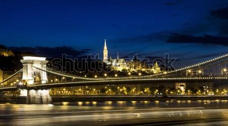 At Night Stock photo © Imagecom