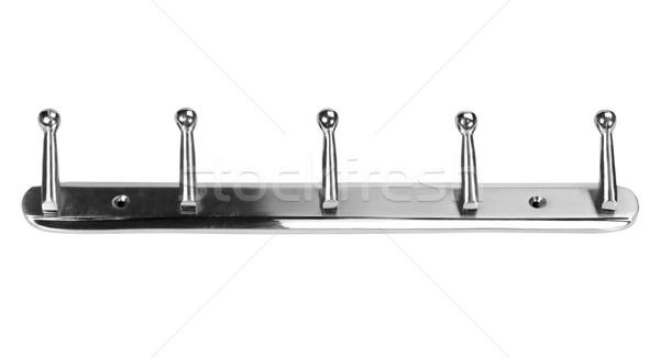 Kat kanca Metal yalıtılmış biçim Stok fotoğraf © imagedb