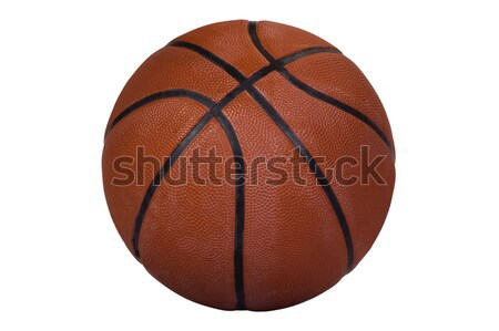Basketbol top model yatay biçim Stok fotoğraf © imagedb