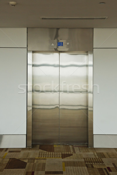 лифта аэропорту полу архитектура фотографии туризма Сток-фото © imagedb