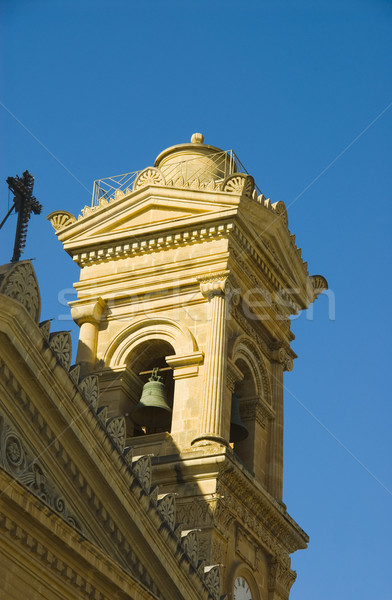 Сток-фото: мнение · Церкви · небе · путешествия · архитектура