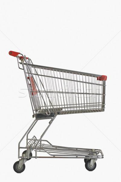 Корзина бизнеса торговых колесо фотографии Сток-фото © imagedb