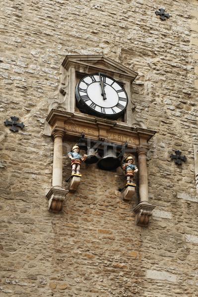 мнение часы башни Оксфорд Оксфордшир Сток-фото © imagedb