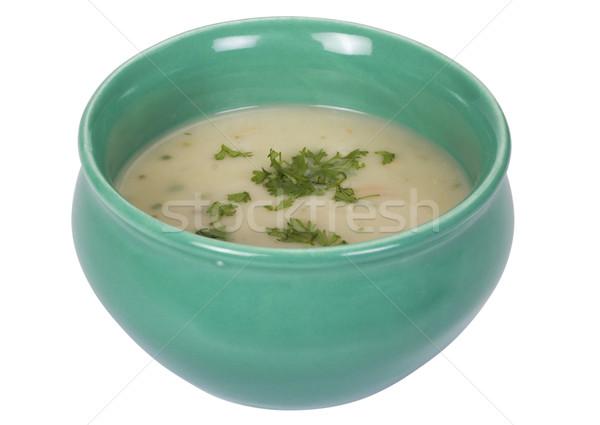 Bol soupe liquide repas photographie Photo stock © imagedb