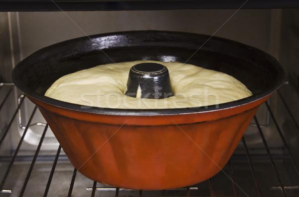 çanak gıda mikrodalga fırın konteyner Stok fotoğraf © imagedb