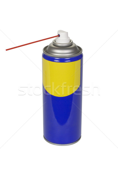 Közelkép aeroszol konzerv művészet konténer fényes Stock fotó © imagedb