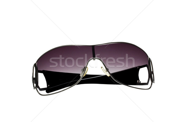Солнцезащитные очки моде черный безопасности горизонтальный Сток-фото © imagedb