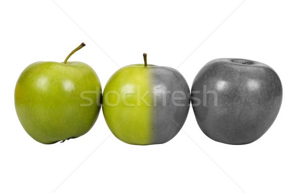 Elma elma meyve taze Stok fotoğraf © imagedb