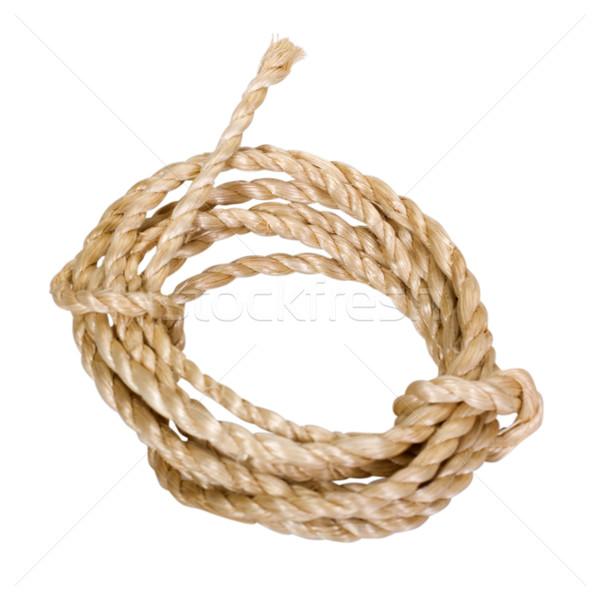 Nylon corda cordão materialismo pormenor Foto stock © imagedb