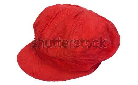 Primo piano moda design Hat cap orizzontale Foto d'archivio © imagedb