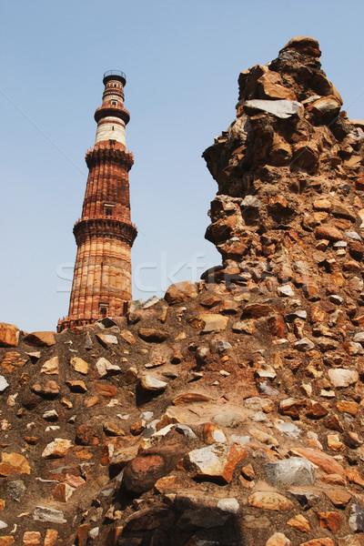 Сток-фото: мнение · Нью-Дели · Индия · архитектура · история