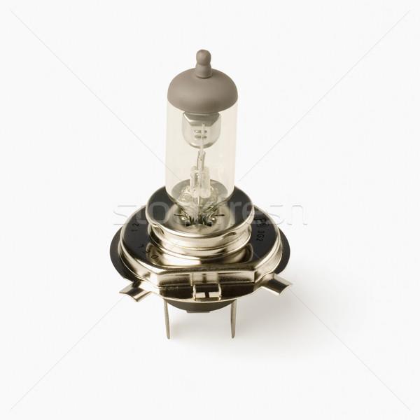 Auto koplamp lamp glas energie Stockfoto © imagedb