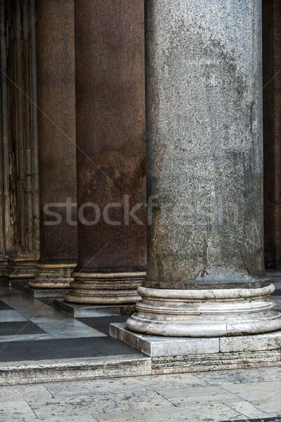 Columns in a row Stock photo © imagedb