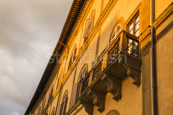 Low angle view of a heritage building Stock photo © imagedb