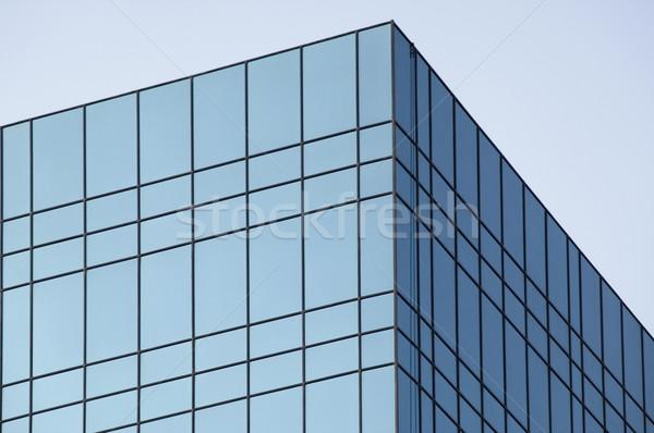 Vista edificio de oficinas negocios oficina edificio Foto stock © imagedb