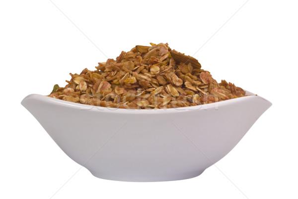 чаши смешанный завтрак фотографии Сток-фото © imagedb