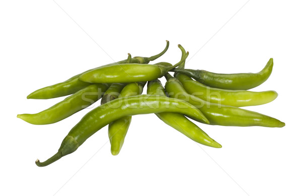 Verde comida tempero horizontal Foto stock © imagedb