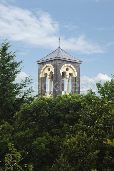 View chiesa repubblica Irlanda cielo Foto d'archivio © imagedb