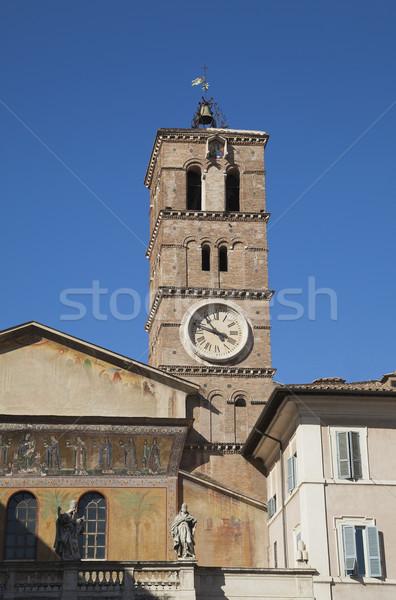 Architektury Europie pani religii religijnych roma Zdjęcia stock © imagedb