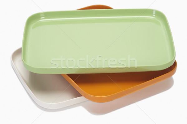 Renkli turuncu yeşil özgürlük Stok fotoğraf © imagedb