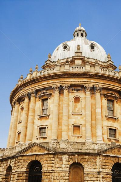 Ver edifício câmera oxford Foto stock © imagedb