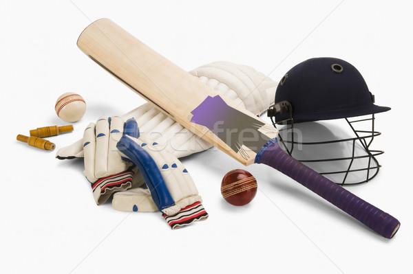 Kriket spor grup top Stok fotoğraf © imagedb