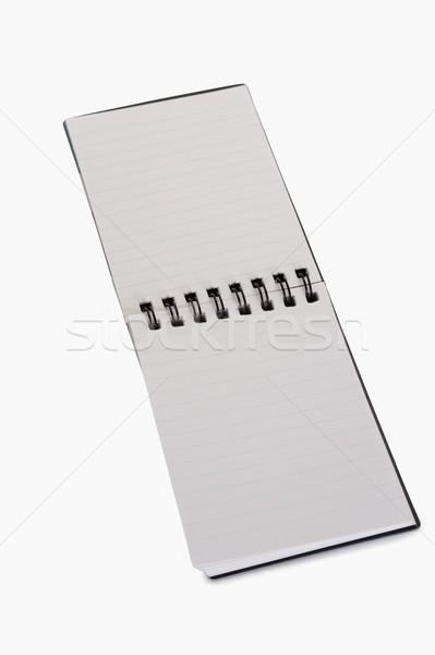 Spirale portable éducation photographie ouvrir Photo stock © imagedb
