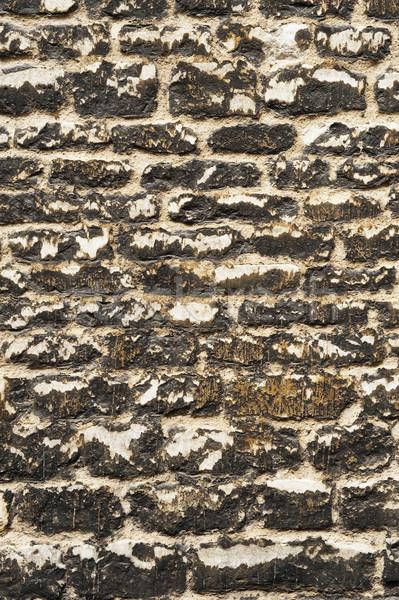 выветрившийся стены Оксфорд Оксфордшир Англии Сток-фото © imagedb