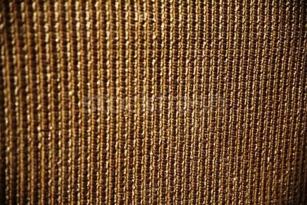 Detail weefsel wijk patroon achtergronden macro Stockfoto © imagedb