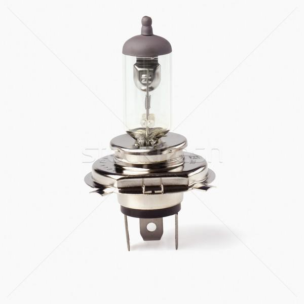 Auto koplamp lamp licht glas Stockfoto © imagedb