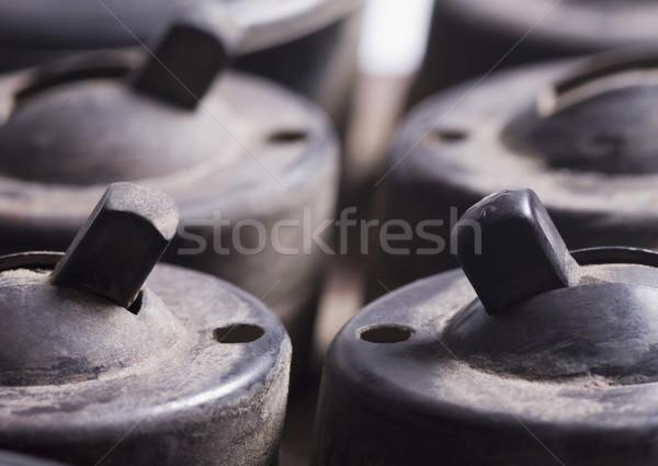 старые группа энергии ретро электроэнергии Сток-фото © imagedb