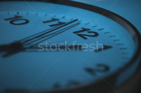 часы работает круга фотографии инструмент Сток-фото © imagedb
