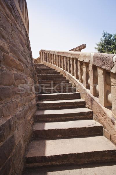 Dettaglio architettonico antica storia religione fotografia dettaglio Foto d'archivio © imagedb