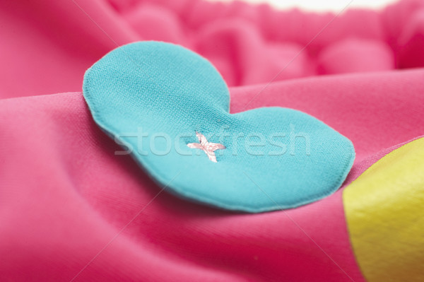 Сток-фото: формы · сердца · чистой · розовый · романтика · современных