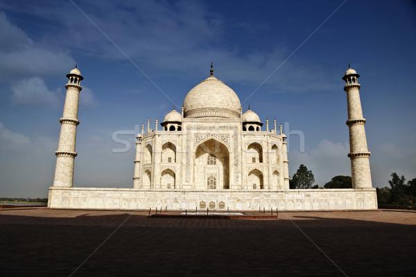 霊廟 タージマハル インド 世界 背景 ストックフォト © imagedb