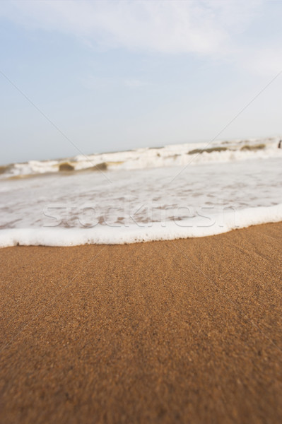 поиск пляж Индия небе воды природы Сток-фото © imagedb