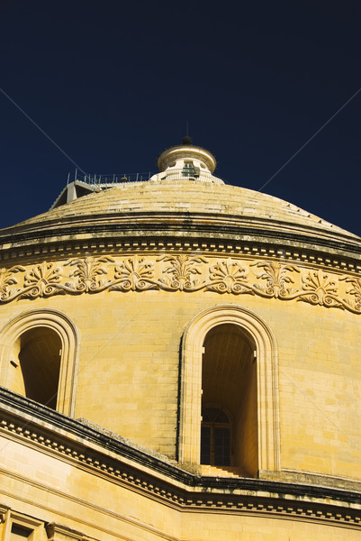 Görmek kilise gökyüzü seyahat mimari Stok fotoğraf © imagedb