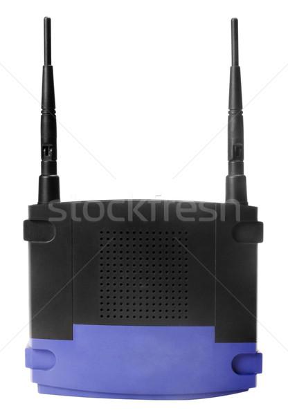 беспроводных модем технологий антенна связи Сток-фото © imagedb